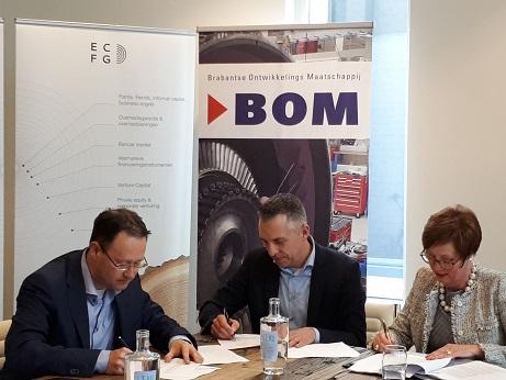 Signing EVCF II